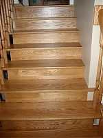 Natural Oak Stairs